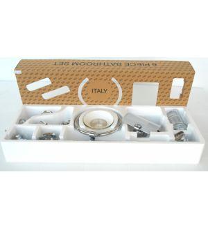 Accesorios Para Baño 6Pcs 6100