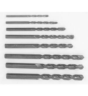 Broca Cemento Set 8Pcs (3--10) Uyustools