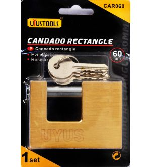 Candado Rectangular 60Mm