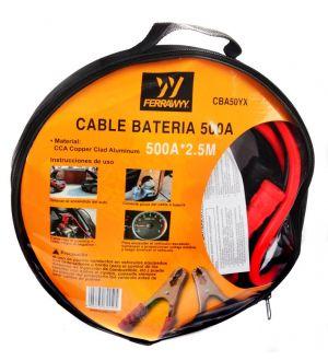Cable Bateria 500A Fwyy-Tmx