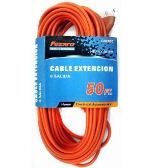 Cable Extencion 50Ft