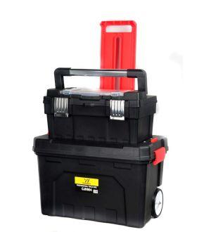 Caja de herramientas Tipo Maleta  54x35cm y 44x23cm