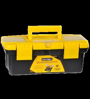 """Caja de Herramientas Plástica 250x126x99mm 10"""" Capacidad 5Kg"""