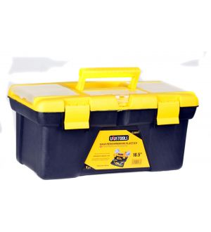 """Caja de Herramientas Plástica 412x214x189mm 17"""" Capacidad 12Kg"""