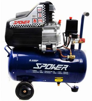Compresor Spower 2.5 Hp