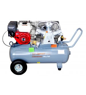 Compresor 90Lx7Hp Con Motor Gasolina Fwyy-Tmx