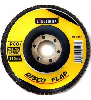 Disco Lija Flap 115X60Mm Uyustools