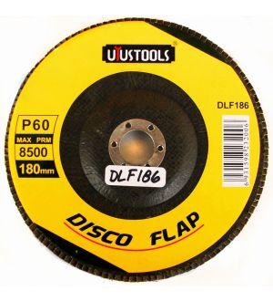 Disco Lija Flap 180X60Mm Uyustools