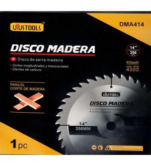 Disco Madera 14 X 40T