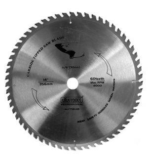 Disco Madera 14 X 60T