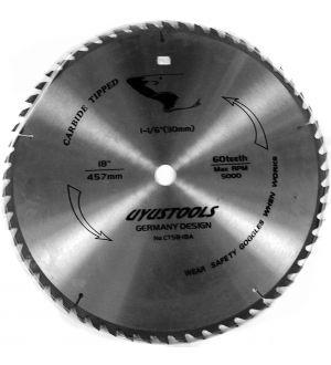 Disco Madera 18 X 60T