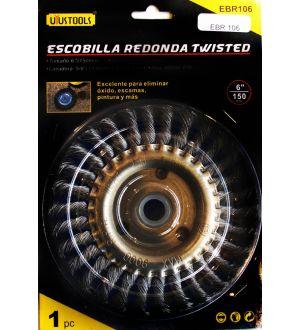 Escobilla Redonda 6 Twisted