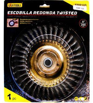 Escobilla Redonda 8 Twisted