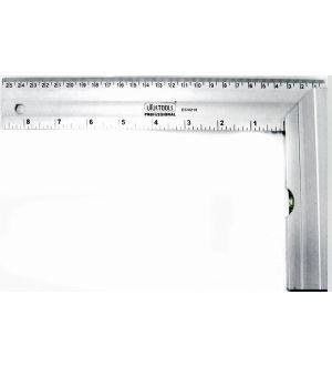 Escuadra Con Nivel Aluminio 10