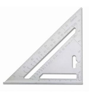 Escuadra Triangular Aluminio 7