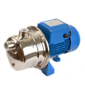 Bomba De Agua De Inyeccion Ajm45S 0.6Hp Acero-Inox.Aquastrong