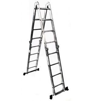 Escalera Aluminio Ap404