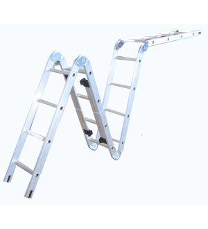 Escalera Aluminio 4X4 Fwyy-Tmx