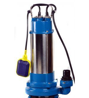 Bomba De Agua Residuales Esp16.2-22/1.5I 2Hp Aquastrong