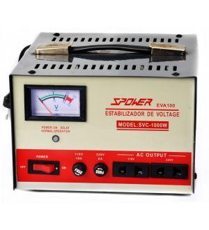 Estabilizador De Voltage Svc1000