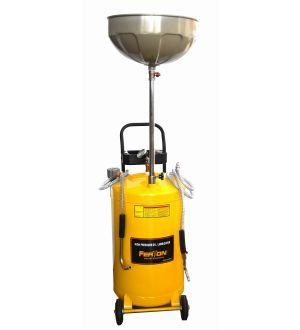 Extractor De Aceite 80L Neumatico Ferton