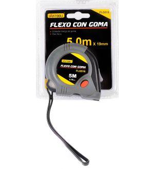 Flexo Goma 5M X 19