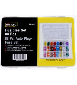 Fusibles Set 88Pcs Uyustools-Tw