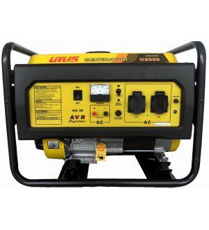 Generador Gasolina 3.0Kw 230/12V