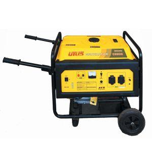 Generador Gasolina 5.5Kw 230/12V