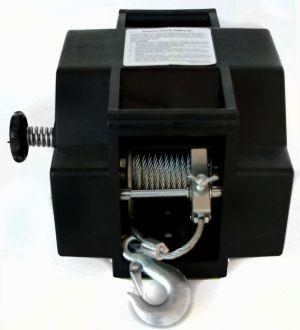 Huinche 12V 3000Lb--30Ft Uyustools