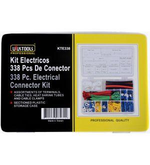 Kit Electricos 338Pcs De Conector Uyustools--Tw