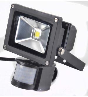 Lampara Led 10W C/Sensor Para Ext. Ferton