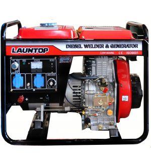 Generador Y Soldador Diesel 5Kva