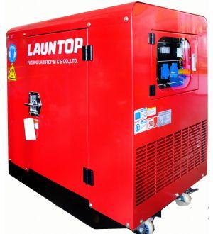 Generador Gasolina Electrico Doble Estanque Silencioso 9.5/10.5Kw