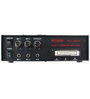 Amplificador Pac-450