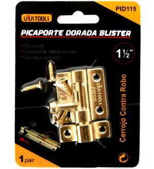 Picaporte Dorada 1.5 Blister