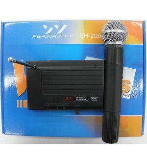 Microfono Inalambrico Sh-200