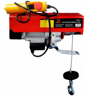 Tecle Electrico 300/600 Kg 1050W Ferrawyy-Tmx