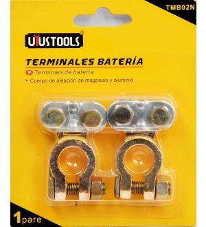 Terminal De Bateria Tipo Normal 2Pcs Uyustools
