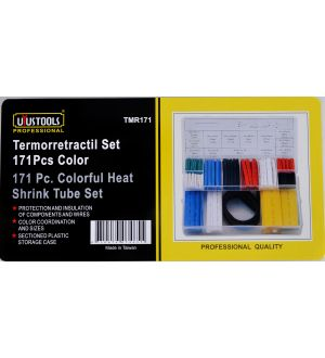 Termoretractil Set 171Pcs Color Uyustools--Tw