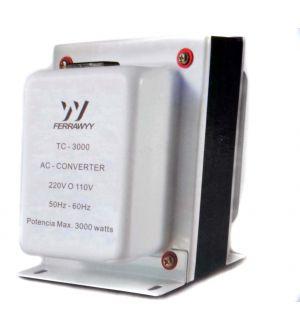 Transformador 220 o 110V Max 3000W