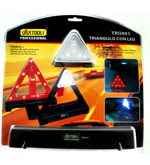 Triangulo Con Led