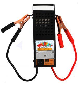 Tester Para Carga De Bateria 100Amp 6/12V Ferrawyy-Tmx