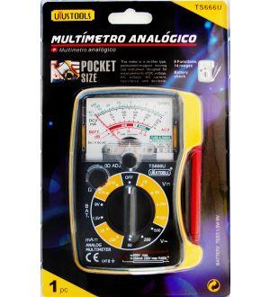 Tester Analogico Em666 Uyustools
