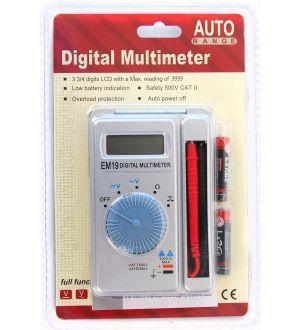 Tester Digital Automatico 19