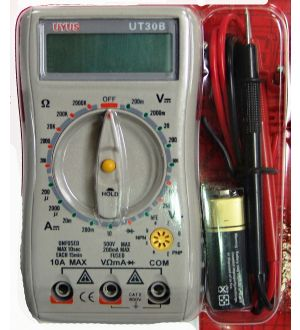 Tester Digital Ut30B