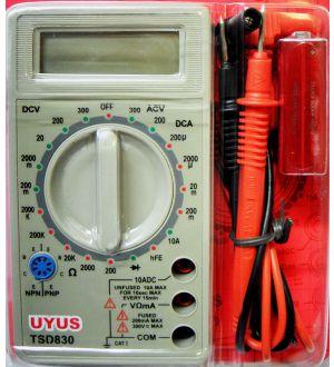 Tester Digital 830