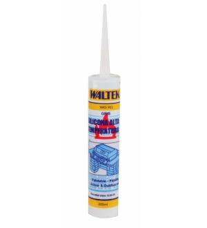Siicona Acrilica Alta Temperatura Pintable 300Ml No.911 Waltek